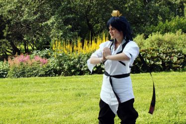 MAGI: Young prince by chestoberry