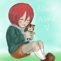 Never Alone by Inudango