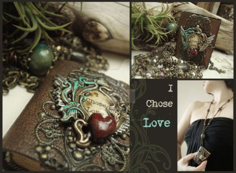 I Chose Love by LuthienThye