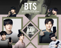 Pack Png 1110 // BTS by BEAPANDA