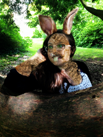 Bunny Forest (Trade) (Version 2) by t-n-o