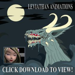 Anime Woman to Giant Demon Seq by 0-The-Leviathan-0