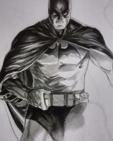 BATMAN wip by grandizer05