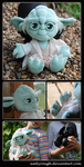 Master Yoda by AmbyRough