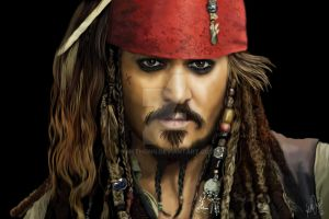 Jack Sparrow Final by PINKTHONG