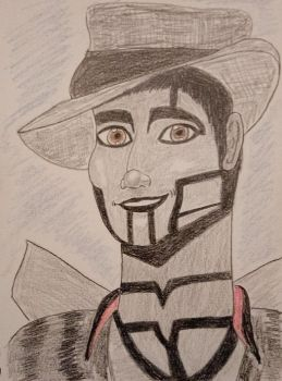 The Spine - Steam Powered Giraffe by Greenhorngal