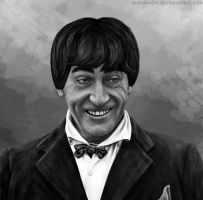 Second Doctor by Masandro