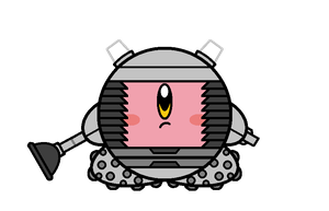 Kirby Who: Supreme Dalek (2010 - Current) by Kirby-Force