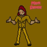 Mark Santos Official Profile Pic by ZutzuCrobat55