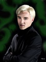 Draco Malfoy 10 by Dhesia