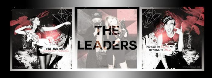 The Leaders Header (CL X GD) by kpopblackout