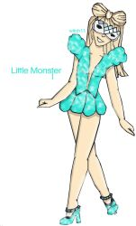 gaga avi art commision lil mns by witch11