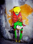 Yellow Man by Miciap
