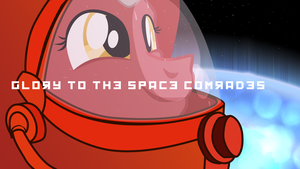 Space Comrade by AaronMk