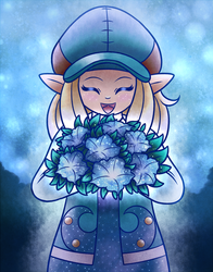 Flowers by Volmise