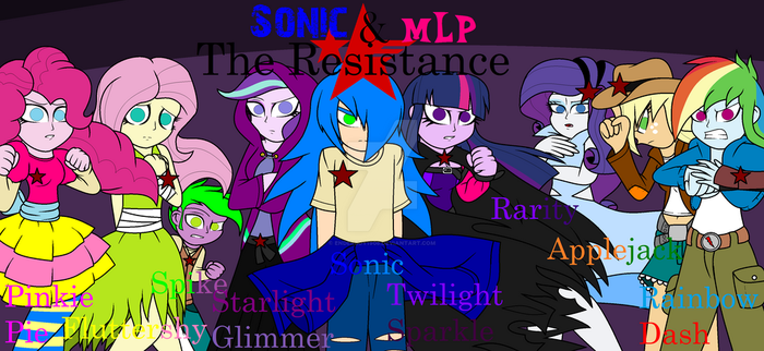 The Resistance by Enderboy1908