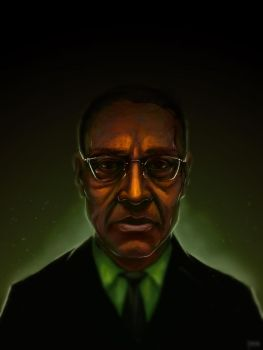 Gustavo Fring by mobius-9