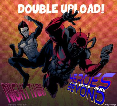 Double Upload Promo by shaneoid77