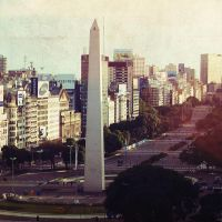 Buenos Aires by heresthebasssolo