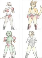 Dcheese Classic: Boxing tourney #4 by Dressingcheese