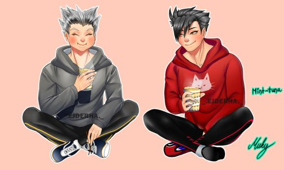 Bokuroo by Mint-Tuna
