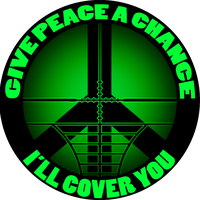 Give Peace a Chance by MouseDenton