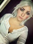 Ciri - The Witcher 3 Makeup by Dragunova-Cosplay
