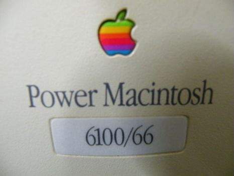 Power Mac 6100-3 by pskunk
