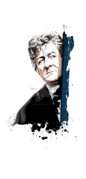 The Third Doctor Who by hansbrown-77