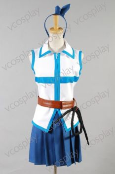 Lucy Heartfilia cosplay costume Fairy Tail Cosplay by cossteve