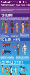 Guide to Alien Enough Designs by fluffyz