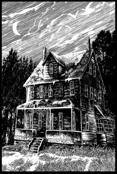 Haunted House 2017 by stvnhthr