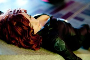Black Widow by NadiaSK