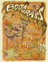 boograss flyer by koanodan