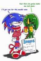 Sonic for sale by KGN-000