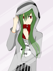 Kagerou Project - Kido Tsubomi by Lyra-Kizzle08