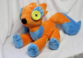 IcePets Plushie Xephyr Plushie by CindersDesigns