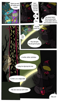 Mission 8: Page 7 (Present) by doodlesANDkyn