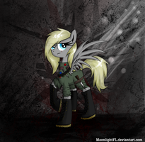 I am the Fighter by MoonlightFL