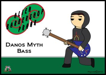 Band Member: Danos by Phyonix