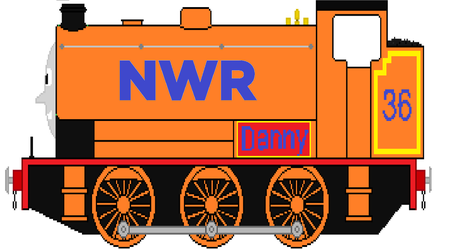Danny The Austerity Engine by XDhahah