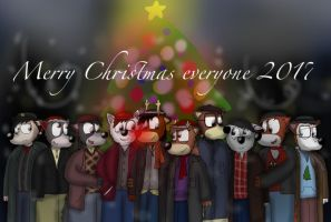 Merry Christmas to everyone by ZachMFKAttack