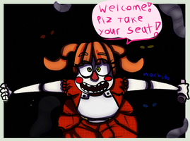 Welcome by AnMachi