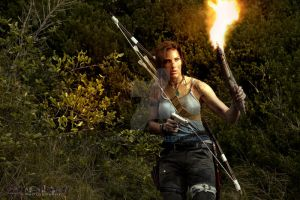 Lara Croft Tomb Raider Reborn- Torchlight by JennCroft