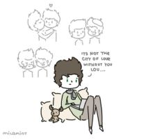One Direction - Harry Styles/Larry by milamint
