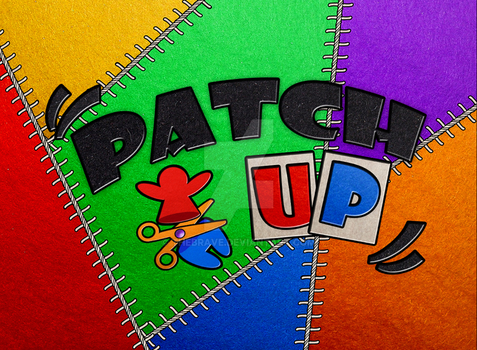 Patch-up game logo by TheBrave
