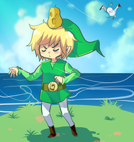 Hyoi Pear equals Seagull by mayday-daywalker