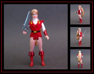 Princess Adora custom figure - outfit 1 by nightwing1975