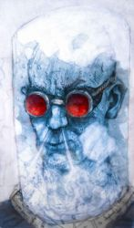 mr freeze by tomasoverbai
