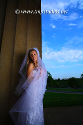 Parthanon Bride 3 by ThomasMcKownPhoto